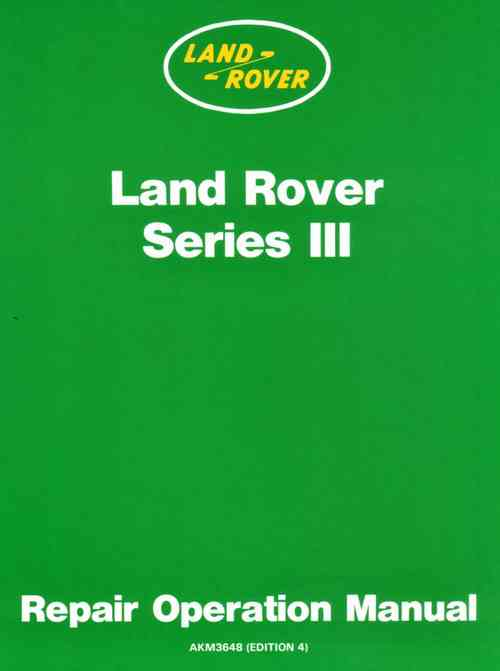 B LR34WH series iii workshop manual land rover technical blog land rover series 3 wiring diagram pdf at bakdesigns.co